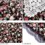 ชุดเดรสแขนยาวลายดอกกุหลาบเอวจั๊มด้านหน้าแต่งด้วยผ้าโครเช thumbnail 6