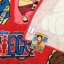 ผ้าขนหนูลายการ์ตูนพีช (พร้อมส่ง) thumbnail 3