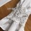 เสื้อผ้าเครปตอกแต่งลูกไม้ปักลายสไตล์วินเทจ thumbnail 7