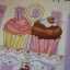 Sweet Shoppe Panel Cupcake Tower Vanilla/Multi thumbnail 3