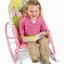 Fisher-Price - Infant to Toddler Rocker, Pink thumbnail 9