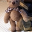 ตุ๊กตาหมีผ้าขนหนูสีน้ำตาลขนาด 10 cm. - Muffin thumbnail 2