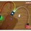 สายชาร์จ 3 หัว มีไฟเปลี่ยนสีได้ 7 สี thumbnail 2