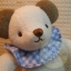 ตุ๊กตาหมีผ้าขนหนูขนาด 18 cm. - Niza Baby Boy thumbnail 2