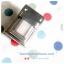 SN5 : ที่ติดกระเป๋าแบบล๊อคสีเงิน ขนาด 3 X3.5 ซม. ราคาต่อ 1 ชุด thumbnail 1