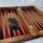 ชุดกระดานหมากรุกไทยไม้ก้ามปูพกพาพร้อมตัวหมากชุดใหญ่ (ขนาด38.5x42 cm) thumbnail 12