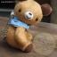 ตุ๊กตาหมีขนสั้นสีน้ำตาลขนาด 8 cm. - Teeny-Weeny thumbnail 2