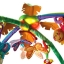 มีคลิปวีดีโอ ของแท้จากต่างประเทศ Play Gym fisher price รุ่น Rainforest™ Melodies & Lights Deluxe Gym™ thumbnail 9