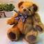 ตุ๊กตาหมีผ้าขนฟูขนาด 22 cm. - Durum thumbnail 5