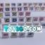 กล่องกระดานไวท์บอร์ดพร้อมตัวอักษร/ตัวเลขแบบแม่เหล็กและแบบโดมิโน thumbnail 8