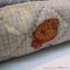 กระเป๋าใส่ดินสองานควิลท์-สีฟ้า thumbnail 4
