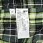 เสื้อเชิ้ตลายสก๊อต เสื้อเชิ้ต Uniqlo Size M thumbnail 3