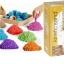 มีคลิปวีดีโอค่ะทราย Kinetic sand เล่นเหมือนดินน้ำมัน ทรายมหัศจรรย์ ทรธรรมายของเล่นสนุก (1 กล่องสีเดียวน้ำหนัก 1กก.) thumbnail 3