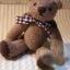 ตุ๊กตาหมีผ้าขนหนูสีน้ำตาลขนาด 10 cm. - Muffin thumbnail 1