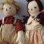 ตุ๊กตาผ้าเด็กผู้ชายคันทรี่สูง 34 cm. - country doll ( boy ) thumbnail 5
