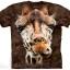 เสื้อยืด3Dสุดแนว(GIRAFFE T-SHIRT) thumbnail 1