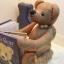ตุ๊กตาหมีผ้าฝ้ายสีน้ำตาลขนาด 20 cm. - Poppy thumbnail 2