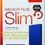 "Seagate Backup Plus Slim 1TB 2.5"" (Blue) USB3.0 (STDR1000302) thumbnail 1"