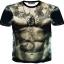 เสื้อสกรีน 3D T-Shirt ยากูซ่า Yakuza thumbnail 1
