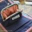 กระเป๋าสตางค์พับงานควิลท์+กระเป๋าปิ๊กแป๊ก seascape thumbnail 5