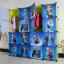 ตู้ DIY ลายการ์ตูน Frozen ข้างตู้มีสีชมพู//ฟ้า//แดง/ขาวใสลายเส้น ขนาดช่องละ 37x37 ซม. รับน้ำหนักได้ช่องละประมาณ 10-15 กิโลกรัม (ขนาด 12 และ 16 แถมชั้นวางรองเท้า) thumbnail 2