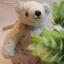 ตุ๊กตาหมีผ้าขนสีครีม ขนาด 7.5 cm. - Getty thumbnail 1