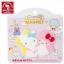 พร้อมส่งค่ะ Sanrio 40th Anniversary magnet - Kitty&Lala thumbnail 1
