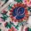 เดรสผ้าป่านคอตตอนปักลายดอกไม้ thumbnail 6