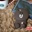 เคส iPhone SE - หมี Brown Line thumbnail 2