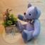 ตุ๊กตาหมีผ้ายีนส์ขนาด 20 cm. - Easter thumbnail 2