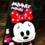 case iphone 4/4s ขอบยางหลังใส Minnie Baby thumbnail 1