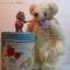 ตุ๊กตาหมีผ้าขนสั้นสีครีม ขนาด 17 cm. - Pearly thumbnail 4