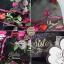 แม็กซี่เดรสผ้าซีทรูปักลายดอกไม้ thumbnail 6