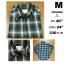 เสื้อเชิ้ตลายสก๊อต เสื้อเชิ้ตConverse Size M thumbnail 1