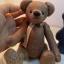 ตุ๊กตาหมีผ้าฝ้ายสีน้ำตาลขนาด 20 cm. - Poppy thumbnail 5