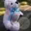 ตุ๊กตาหมีผ้าขนสีชมพูขนาด 12 cm. - Bess thumbnail 3