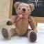 ตุ๊กตาหมีผ้าวูลท์ขนาด 20 cm. - Banoffee thumbnail 2
