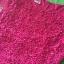 (Pink-rose)ชุดเดรสผ้าลูกไม้ถักทอทั้งชุด สีชมพูบานเย็น pink แต่งมุขด้านหน้าสลับเพชรเล็ก วิ๊งวิ๊ง thumbnail 4