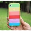 เคส iPhone4/4s - Rainbow thumbnail 6