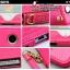 เคส iPad mini 1/2 - Wesense Elegant [เคสหนัง+สายห้อย] thumbnail 8