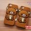 เคส iPhone5/5s ซิลิโคน หมี Rilakkuma 3D thumbnail 1