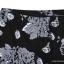 กางเกงแฟชั่นเข้ารูปสีดำสกรีนลายดอกกุหลาบเพิ่มความเด่นให้กับคนใส่นะค่ะ เหมาะกับคนไซส์เล็กค่ะ thumbnail 14