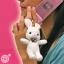 พร้อมส่งค่ะ ที่ห้อยมือถือน้องหมู Piggy Bunny จากซีรี่ส์เกาหลี thumbnail 4