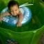 Size M สุดฮิต สีฟ้า- ห่วงยางพยุงหลัง Safty Baby Swim Trainer Float ล็อค 2 ชั้นโอบรอบตัว ปลอดภัย (6 เดือน -2 ขวบ ( -วิธีใช้ดูในคลิปวีดีโอค่ะ) (สายพาดบ่าไม่จำเป็นต้องเป่านะคะ ตัวปีกสีขาวโตแล้วไม่ต้องเป่า) thumbnail 15
