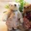 ตุ๊กตาหมีผ้าขนสีครีม ขนาด 7.5 cm. - Getty thumbnail 6