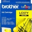 BROTHER INK CARTRIDGE LC-57Y สีเหลือง thumbnail 1