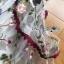 เพลย์สูทผ้าทูลเลปักลายดอกไม้ตกแต่งระบาย thumbnail 8