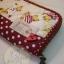 กระเป๋าสตางค์ใบยาวงานควิลท์ผ้าลายหมี thumbnail 1