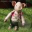 ตุ๊กตาหมู ขนาด 21 cm. - Piggory thumbnail 1