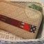 กระเป๋าสตางค์ใบยาวงานควิลท์-ผ้าทอโทนน้ำตาลอ่อน thumbnail 2